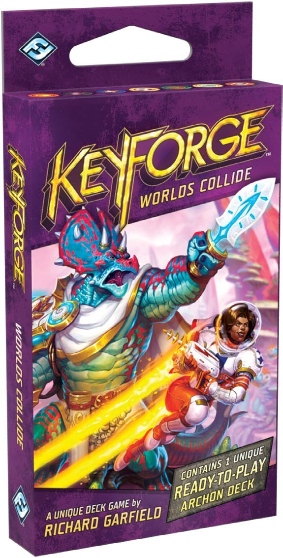 KeyForge: Worlds Collide - Archon Deck