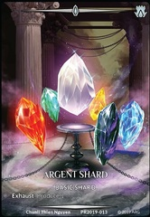 Argent Shard (Full Art)