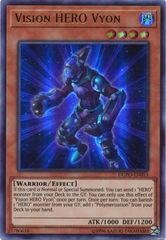 Vision HERO Vyon - DUPO-EN053 - Ultra Rare - Unlimited Edition
