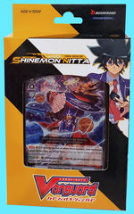 V Trial Deck 09: Shinemon Nitta