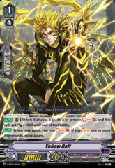 Yellow Bolt - V-BT06/011EN - RRR