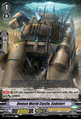 Demon World Castle, Endefort - V-BT06/046EN - C