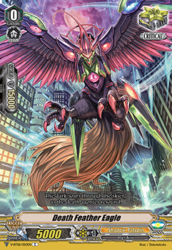 Death Feather Eagle - V-BT06/050EN - C