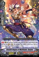 Stealth Rogue of Multitude, Sanjee - V-BT06/058EN - C