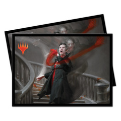 Ultra Pro - Commander 2019 - Deck Protector Sleeves V1: Anje Falkenrath