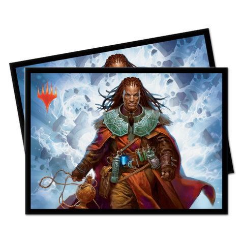 Ultra Pro - Commander 2019 - Deck Protector Sleeves V3:Sevinne, the Chronoclasm