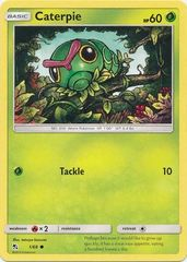 Caterpie - 1/68 - Common
