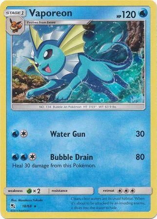 Mew 32//68 Non Holo Rare Pokemon Card Hidden Fates