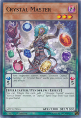 Crystal Master - MP19-EN065 - Common - 1st Edition