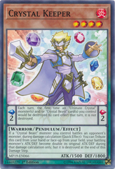 Crystal Keeper - MP19-EN066 - Common - 1st Edition