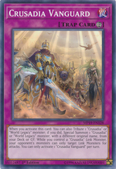 Crusadia Vanguard - MP19-EN128 - Common - 1st Edition