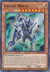 Galaxy Brave - MP19-EN162 - Common - 1st Edition