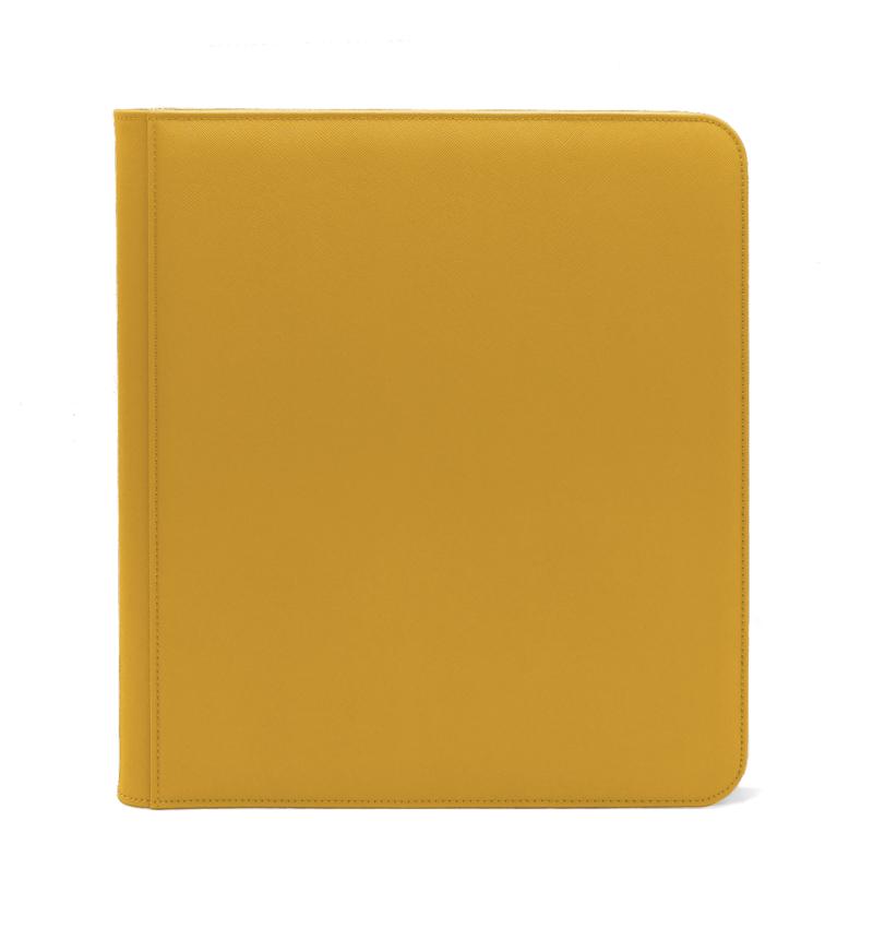 Dex Protection - Dex Zipper Binder 12 - Yellow