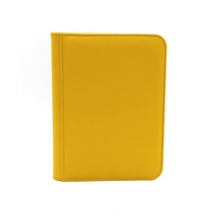 Dex Protection - Dex Zipper Binder 4 - Yellow