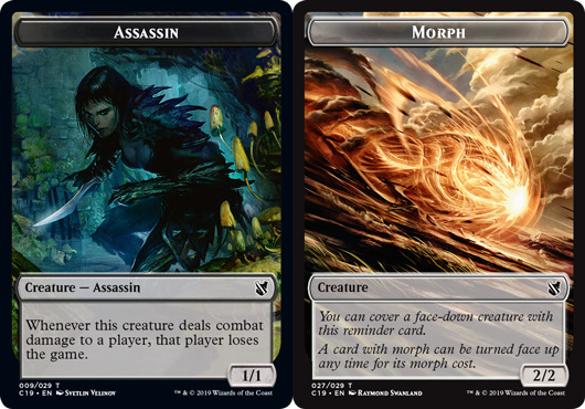 Assassin Token // Morph Token