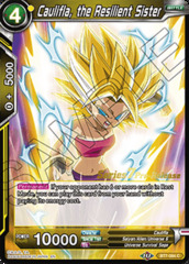 Caulifla, the Resilient Sister - BT7-084 - C - Pre-release (Assault of the Saiyans)