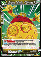 Botamo, Defender of Universe 6 - BT7-088 - C - Pre-release (Assault of the Saiyans)