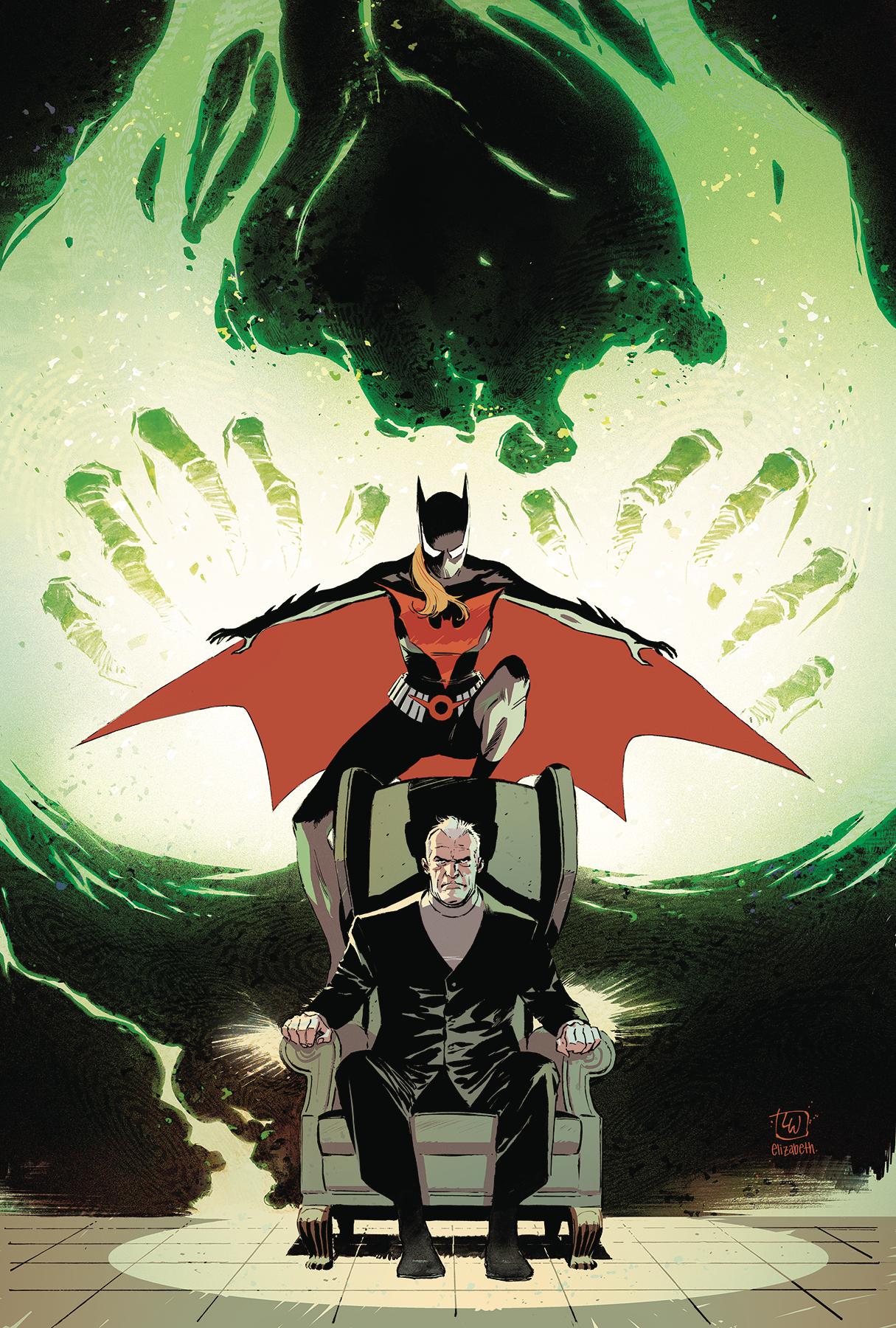 Batman Beyond #38 (STL136697)