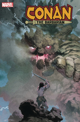 Conan The Barbarian #11 (STL136293)