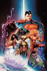 Justice League By Scott Snyder Dlx Ed Hc Book 01 (STL137225)