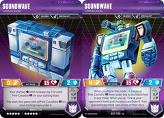 Soundwave // Communications