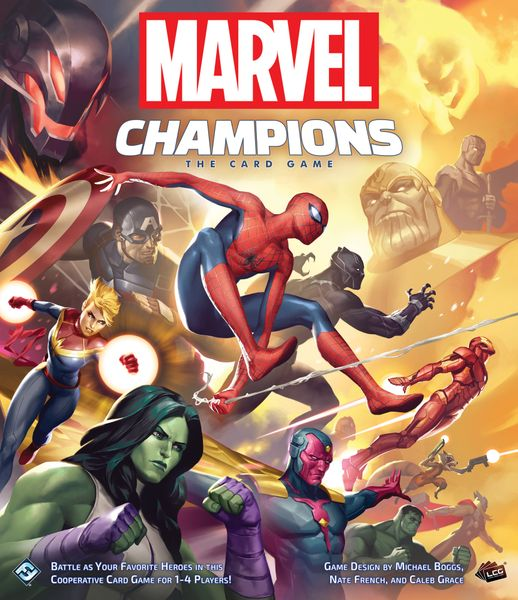 [DEPRECATED] Marvel Champions: The Card Game
