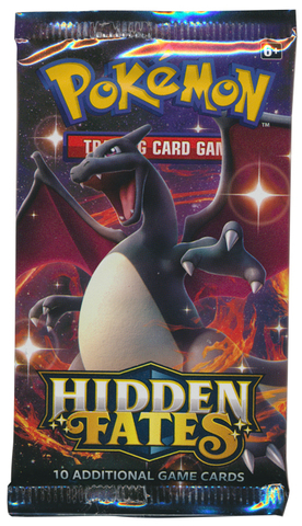 Hidden Fates Booster Pack