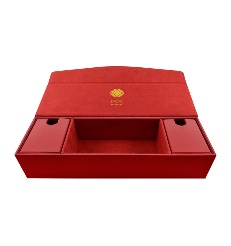 Dex Protection - The Game Chest - Red
