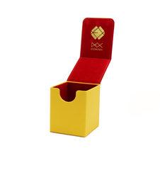 Dex Protection - Creation Line Deckbox - Small - Yellow
