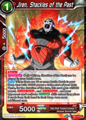 Jiren, Shackles of the Past - DB1-015 - R