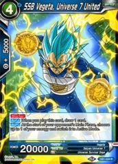 SSB Vegeta, Universe 7 United - DB1-024 - R