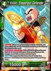 Krillin, Steadfast Defender - DB1-049 - UC - Foil