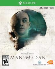 Dark Pictures Anthology: Man of Medan