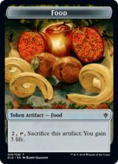 Food Token (016)