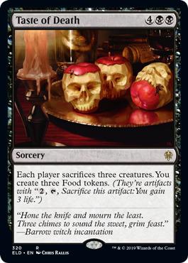 Taste of Death - Brawl Deck Exclusive