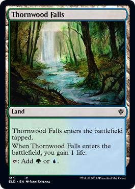 Thornwood Falls - Planeswalker Deck Exclusive