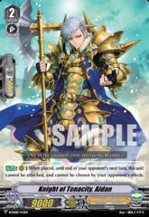 Knight of Tenacity, Aidan - BCS2019/VGS03 - PR