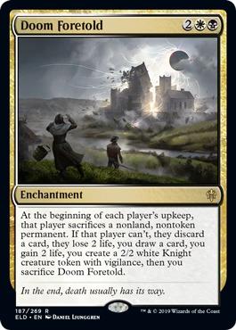 Doom Foretold - Foil