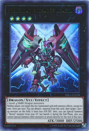 Borreload eXcharge Dragon - RIRA-EN039 - Ultra Rare - Unlimited Edition