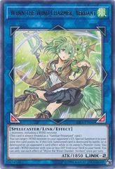 Wynn the Wind Charmer, Verdant - RIRA-EN046 - Rare - Unlimited Edition