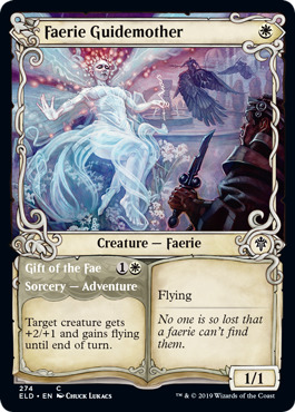 Faerie Guidemother // Gift of the Fae - Showcase