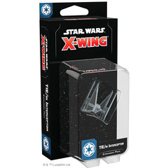 Star Wars X-Wing - 2nd Edition -TIE/in Interceptor Expansion Pack