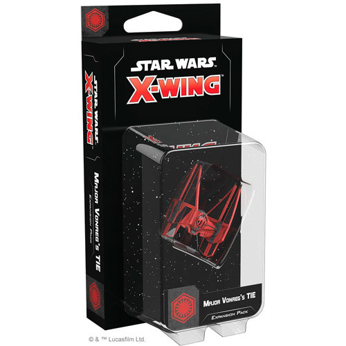 Star Wars X-Wing - Second Edition - Major Vonregs TIE Expansion Pack
