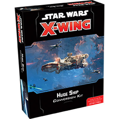 Star Wars X-Wing - 2nd Edition - Huge Ship Conversion Kit