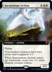 Harmonious Archon - Extended Art
