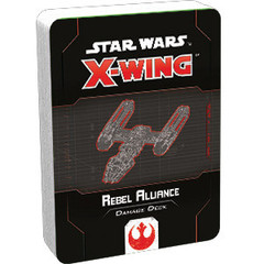 Star Wars X-Wing - 2nd Edition - Rebel Alliance Damage Deck