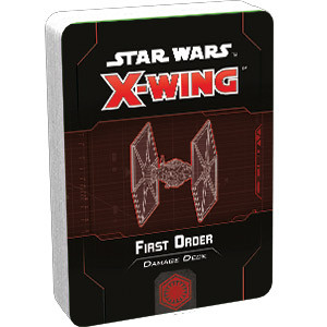 Star Wars X-Wing - 2nd Edition - First Order Damage Deck