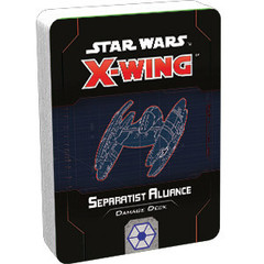 Star Wars X-Wing - 2nd Edition - Separatist Alliance Damage Deck