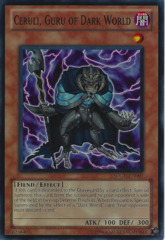 Ceruli, Guru of Dark World - SDGU-EN003 - Super Rare - Unlimited Edition