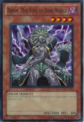 Brron, Mad King of Dark World - SDGU-EN011 - Common - Unlimited Edition